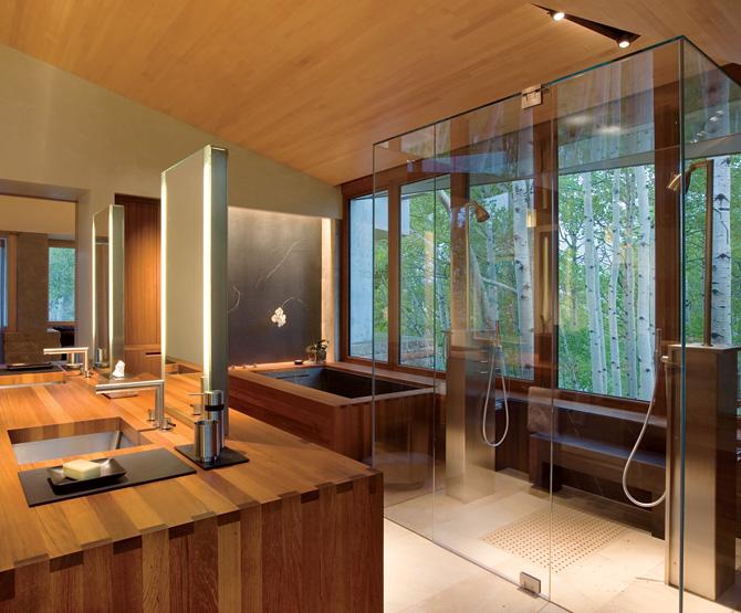 Salles de bains toujours de r ve for Salle de bain de reve