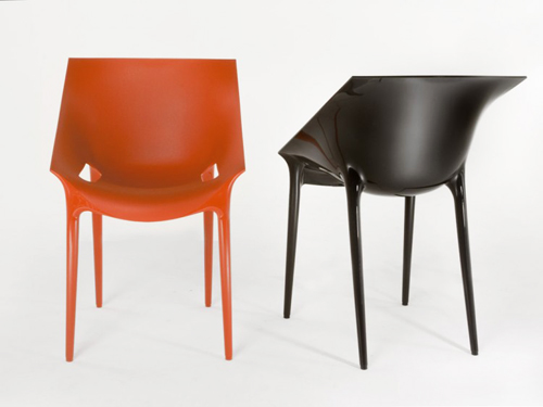 le nouveau fauteuil de philippe starck pour kartell dr yes. Black Bedroom Furniture Sets. Home Design Ideas