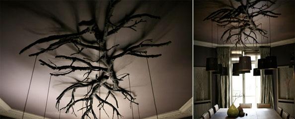 luminaires nature par isabelle sicart. Black Bedroom Furniture Sets. Home Design Ideas