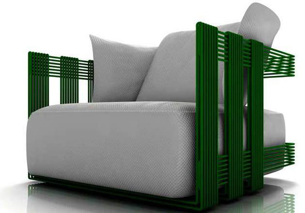 les concepteurs artistiques salon de jardin design italien. Black Bedroom Furniture Sets. Home Design Ideas