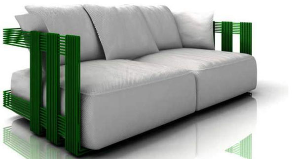 salon de jardin design. Black Bedroom Furniture Sets. Home Design Ideas