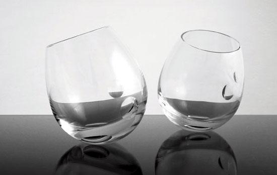 Des verres boule design - Art de la table verre ...