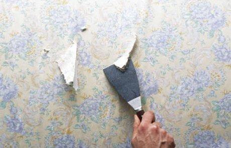 Comment d coller du papier peint - Comment decoller du carrelage ...