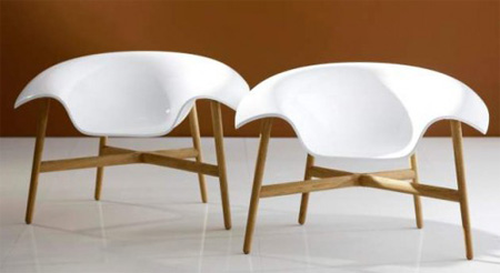 Fibre Un De Design En Fauteuil Verre v80wnOmN