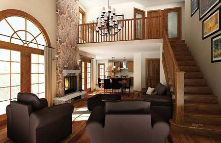 Maison sims 3 jeux vid o for Decoration maison sims 3