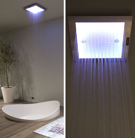 Douche luxueuse et design for Douche italienne de luxe