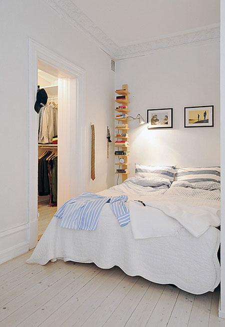 Int rieur blanc et lumineux for Interieur blanc et lumineux