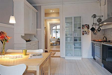 Interieur blanc et lumineux 8 for Decoration lumineuse interieur