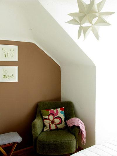 une toute petite maison terriblement d co. Black Bedroom Furniture Sets. Home Design Ideas