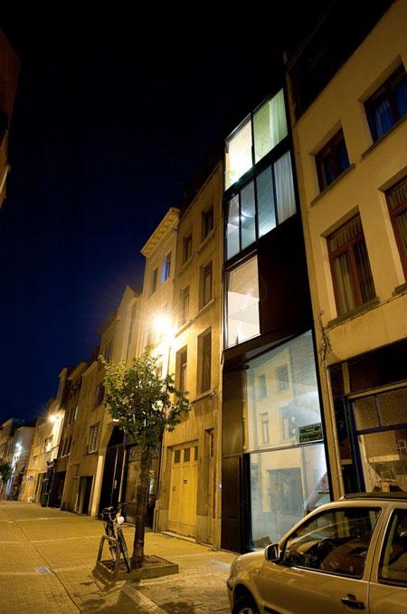 Petite maison design par csd architecten - Architecture petite maison ...