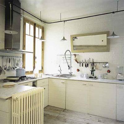 id es d co pour petite cuisine. Black Bedroom Furniture Sets. Home Design Ideas