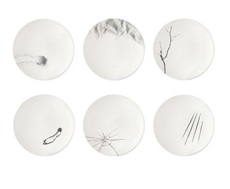 assiette fragile assiette d co. Black Bedroom Furniture Sets. Home Design Ideas