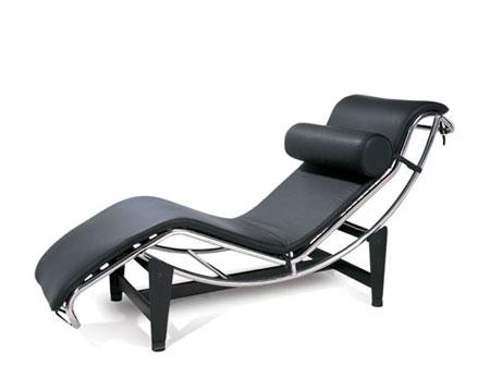 lc4 le corbusier. Black Bedroom Furniture Sets. Home Design Ideas