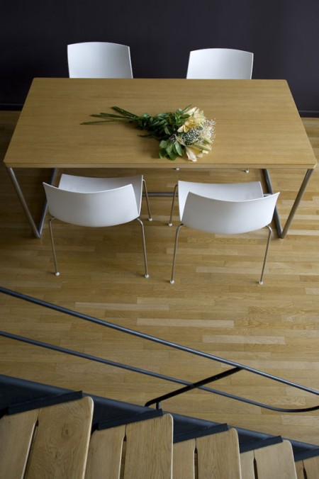 la cit radieuse le corbusier. Black Bedroom Furniture Sets. Home Design Ideas