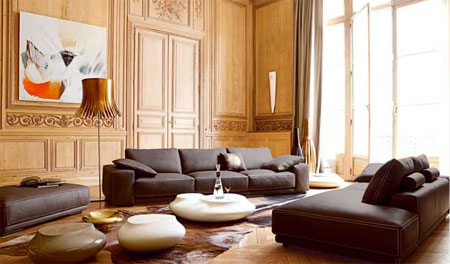 collection particuli re roche bobois. Black Bedroom Furniture Sets. Home Design Ideas