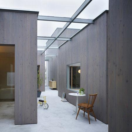 Maison Design  Ciel Ouvert