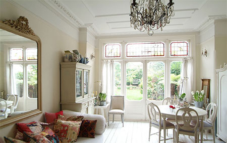 Beautiful Idee Deco Maison Ancienne Photos - Amazing House Design ...