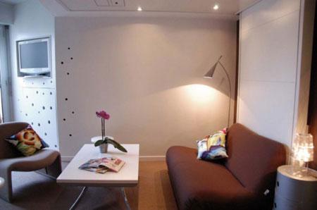 Relooking design d 39 un studio - Decoration studio 25m2 ...