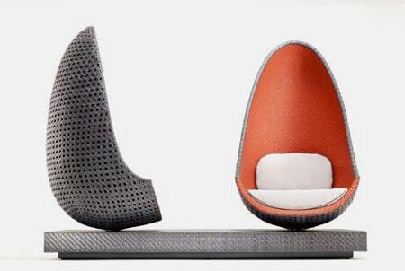 play lounge chair par philippe starck. Black Bedroom Furniture Sets. Home Design Ideas