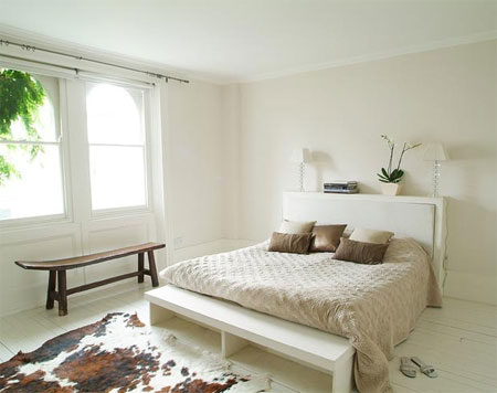 deco cosy blanche 2. Black Bedroom Furniture Sets. Home Design Ideas