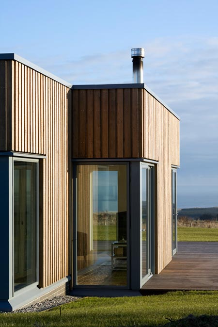 Maison design par paterson architects - La maison wicklow hills par odos architects ...