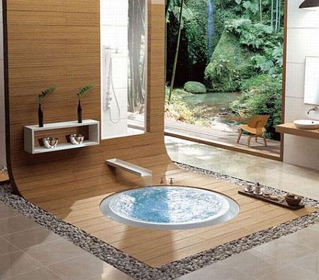 Salles de bains de luxe for Salle bain luxe
