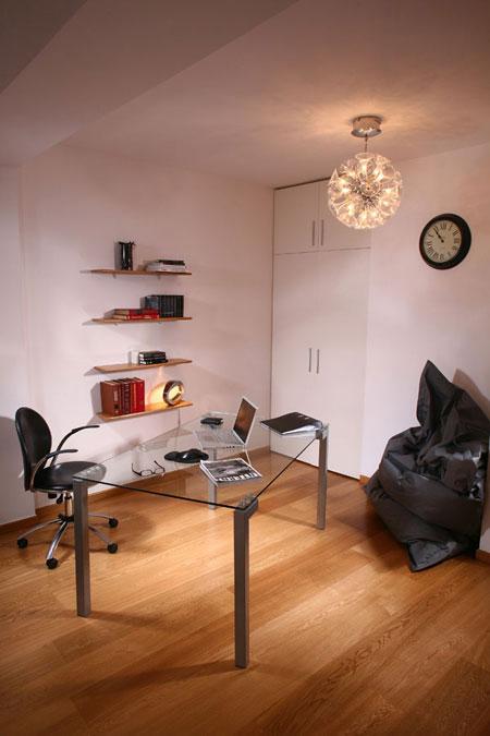 appartement design 6. Black Bedroom Furniture Sets. Home Design Ideas