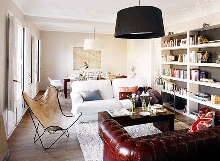am nagement chic et cosy. Black Bedroom Furniture Sets. Home Design Ideas