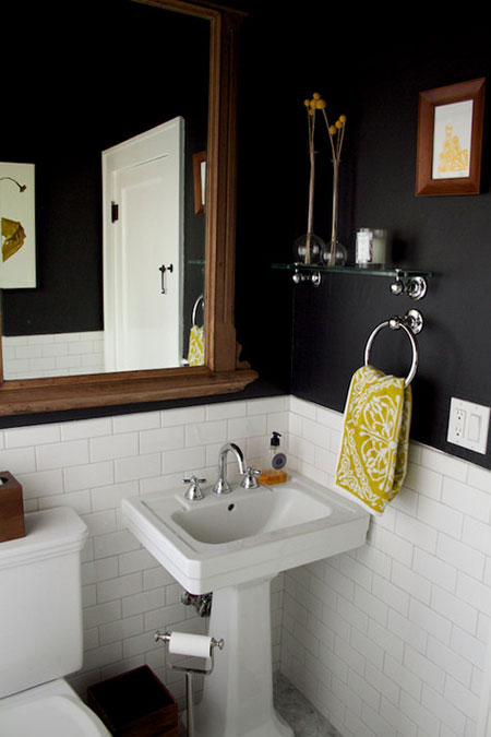 Id es d co pour salles de bains for Salle de bain belle epoque