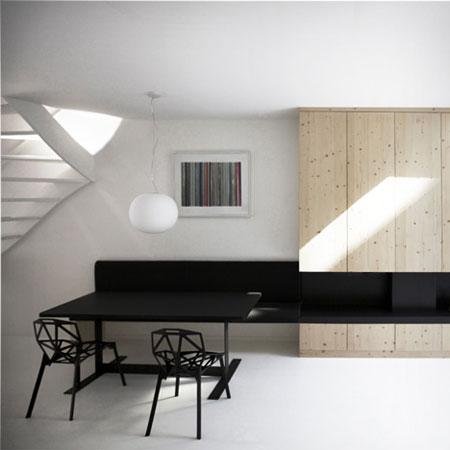 Appartement design par i29 for Appartement ultra design