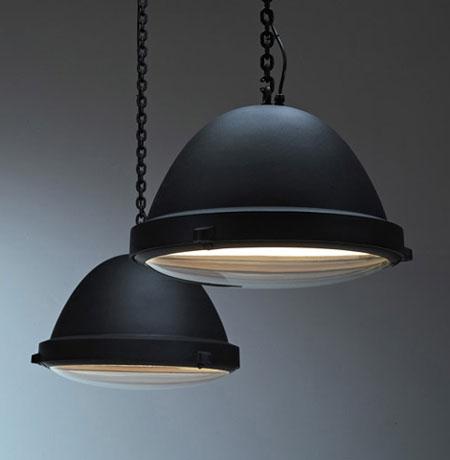 lampes industrielles par jacco maris. Black Bedroom Furniture Sets. Home Design Ideas