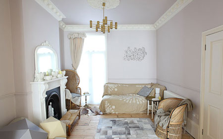 Inspiration d co appartement chic for Deco appartement chic