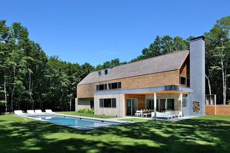 Maison de campagne contemporaine - La maison wicklow hills par odos architects ...