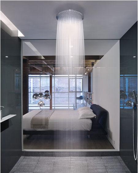 Loft - Salle de bain loft ...