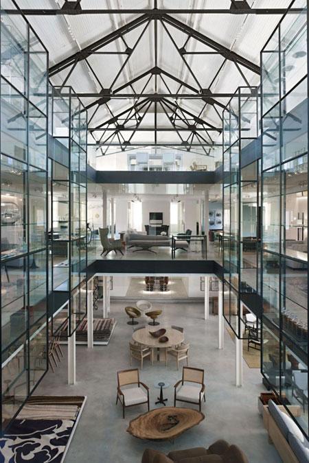 Loft industriel - Mobilier industriel loft ...