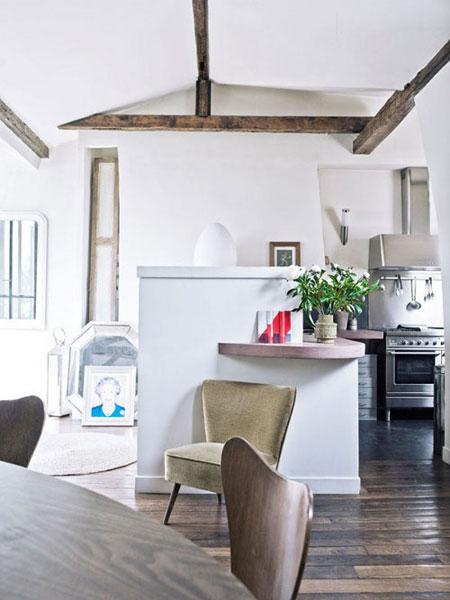 appartement parisien d co. Black Bedroom Furniture Sets. Home Design Ideas