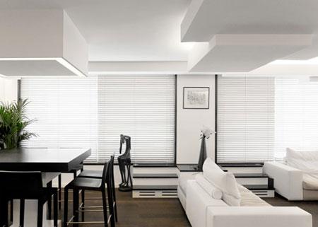 Appartement design par l 39 architecte pascal grasso for Photo appartement design