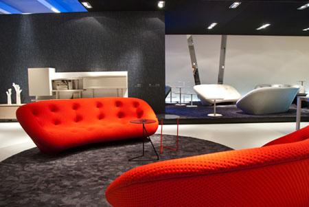 ploum les fr res bouroullec pour ligne roset. Black Bedroom Furniture Sets. Home Design Ideas