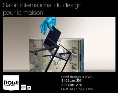 Salon maison objet paris janvier 2011 for Villepinte salon maison et objet