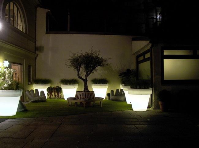 Luminaire d 39 ext rieur for Luminaire sol exterieur
