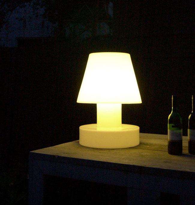 Luminaire d 39 ext rieur for Luminaire exterieur rechargeable