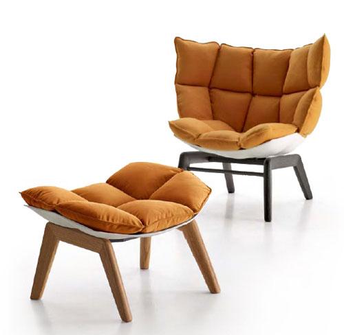 Fauteuils design ultra-confortables…