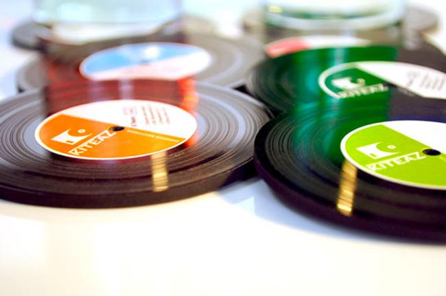 kiteaz les disques vinyle d co. Black Bedroom Furniture Sets. Home Design Ideas