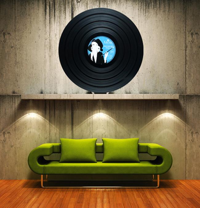 Kiteaz les disques vinyle d co - Decoration disque vinyle ...