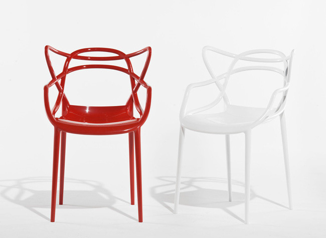 Chaise Masters Starck Pour Kartell