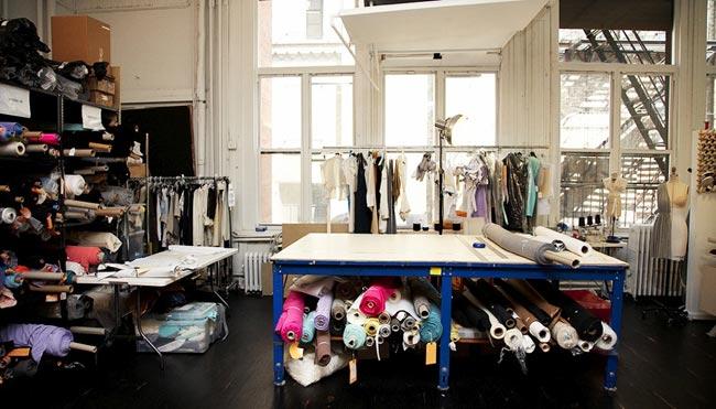 Atelier Deco Chez Alexander Wang 11
