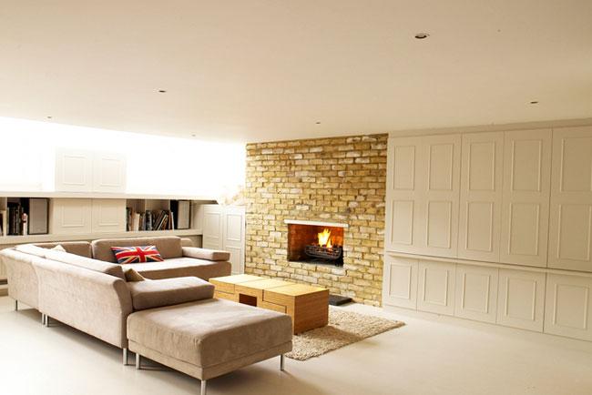 Maison d co au style simple et pur for Deco maison simple reims