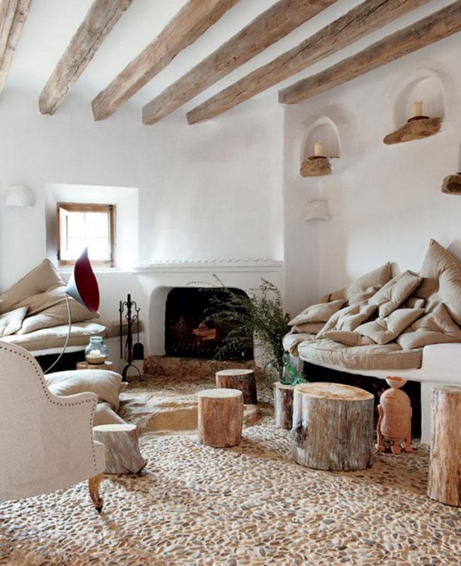 Maison d co et nature for Decoration maison nature