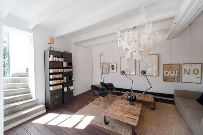 Deco industrielle 8 - Deco industrielle salon ...