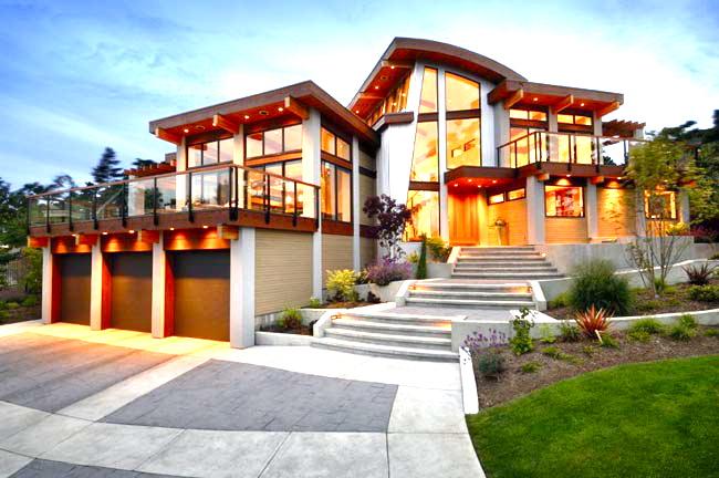 Les Plus Belles Maisons Du Canada : Amenagement de maison design et elegant